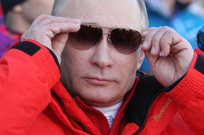 Putin jest chory? Prezydent Rosji pokazał wideo. Boli od samego patrzenia