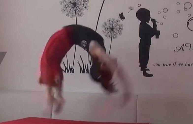 Ta 6-latka powoduje, że rodzice innych dzieci są zazdrośni. Niesamowite