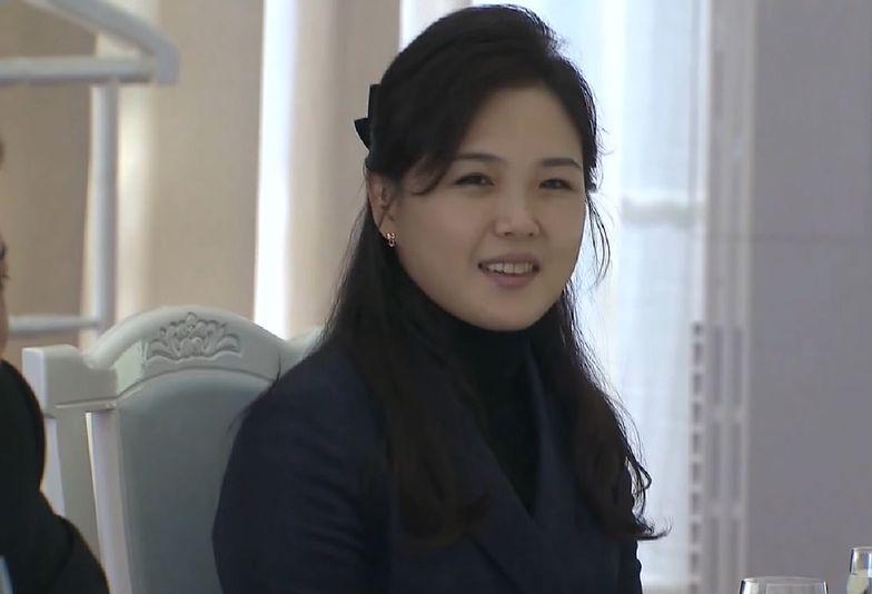 Żona Kim Dzong Una została trendsetterką