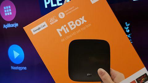 Aktualizacja Xiaomi Mi Box: koniec problemów z włączaniem pilotem i stabilnością Wi-Fi