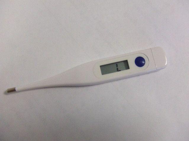 Wzrost temperatury ciała kobiety to idealny moment na poczęcie