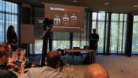 Dobreprogramy na europejskiej premierze AMD Zen 2 i Navi. Czego nowego się dowiedziałem?