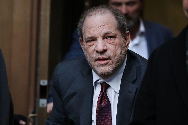 Słynny producent filmowy Harvey Weinstein usłyszał nowe zarzuty
