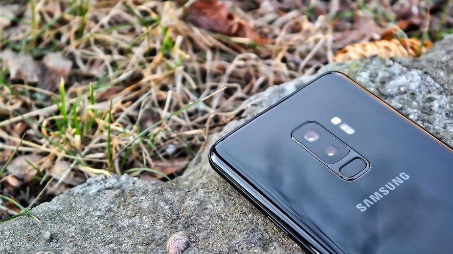 Samsung Galaxy S9 z trybem nocnym. Aktualizacja Androida poprawia aparat
