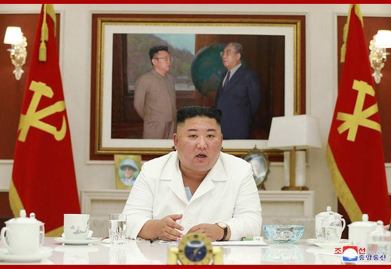 Korea Północna. Niepokojące zdjęcia satelitarne. Szykują się do wystrzału?
