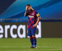 Transfery. Lionel Messi rozważa strajk. Klub może go ukarać