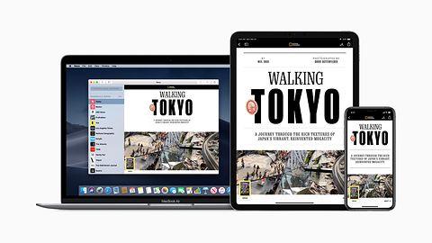 Apple News+ kiepsko zabezpiecza magazyny. Można je bez problemu ściągnąć