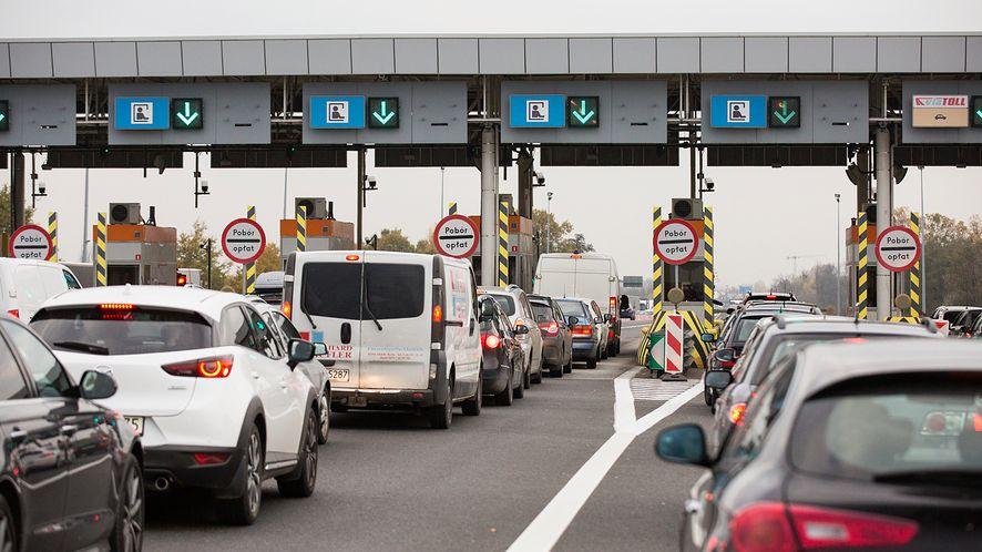 Yanosik Pay pomoże szybciej przejechać autostradą, fot. Getty Images