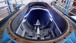 Ośrodek badawczy JF-22. W hipersonicznym wyścigu Chiny wyprzedziły resztę świata