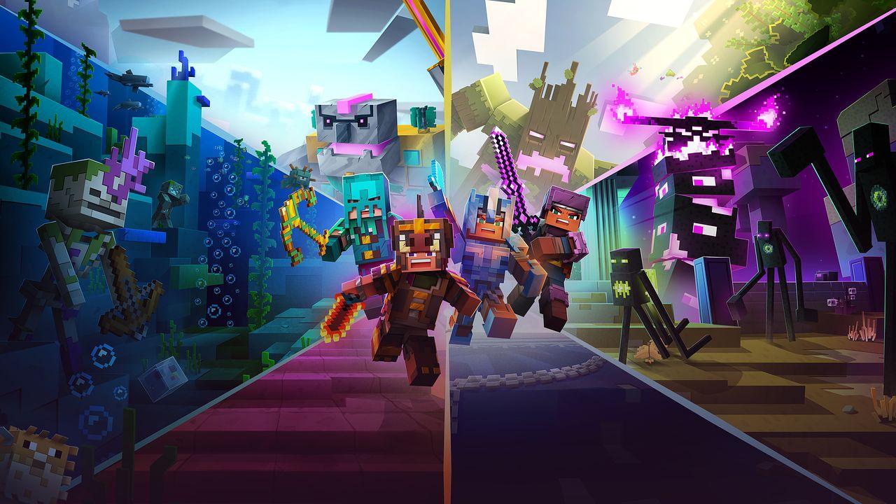 Minecraft Dungeons trafił na Steama. A wraz z nim wyjątkowy dodatek Ultimate