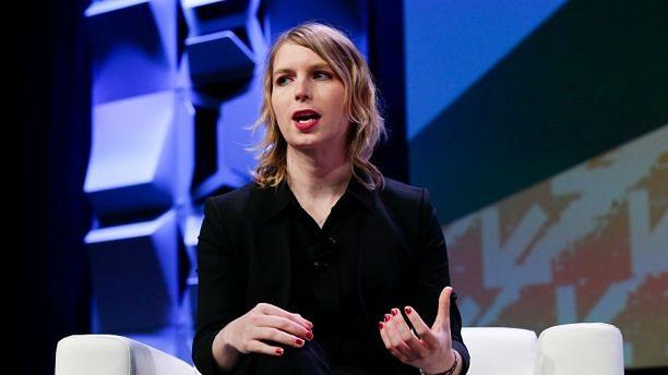 Chelsea Manning via Bradley Manning.