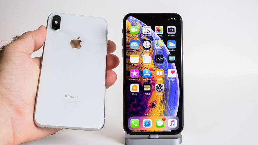 Wybrane iPhone'y mogą zostać wycofane ze sklepów. (depositphotos)