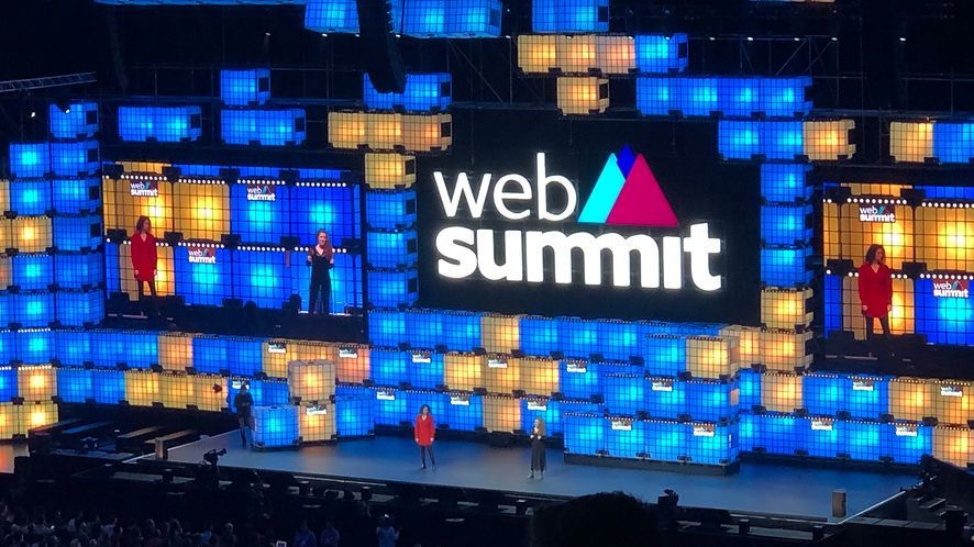 Web Summit pokazuje, że współczesna gorączka złota dotarła do Europy. Snowden zrobił show