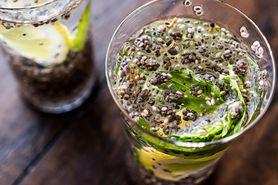 Mikstura, która obniża wysoki cholesterol: sok z cytryny i nasiona chia (WIDEO)