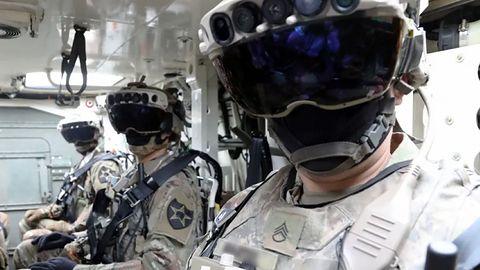 """Microsoft stworzy zestawy dla """"superżołnierzy"""". Tak wygląda przyszłość HoloLens"""