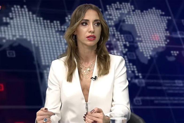 """Żona ministra PiS przerywa milczenie. Mówi o """"Top Model"""" i """"lex TVN"""""""