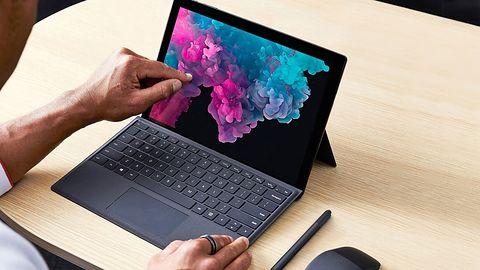 Microsoft Surface Book 2 i Surface Pro 6 szwankują po aktualizacji. Ostre spowolnienie procesora