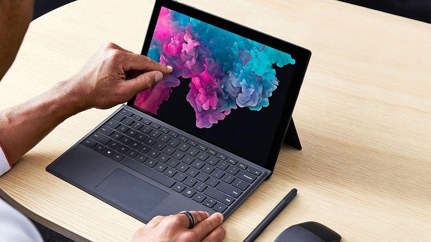 Microsoft Surface Pro 6, fot. Materiały prasowe
