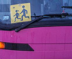 Kierowca autobusu szkolnego zasłabł. Pasażerów uratowali uczniowie