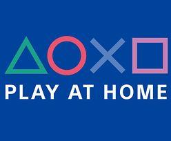 Darmowe gry na PlayStation. Sony zachęca do zostania w domu