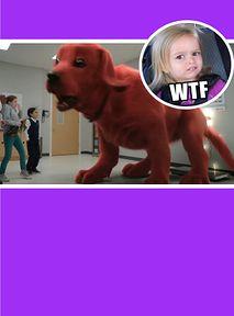 To pies czy potwór? Zwiastun nowego filmu o Cliffordzie wywołuje traumę