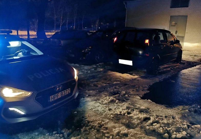 Szybcy i wściekli w Łodzi. Prawem jazdy nacieszył się jeden dzień
