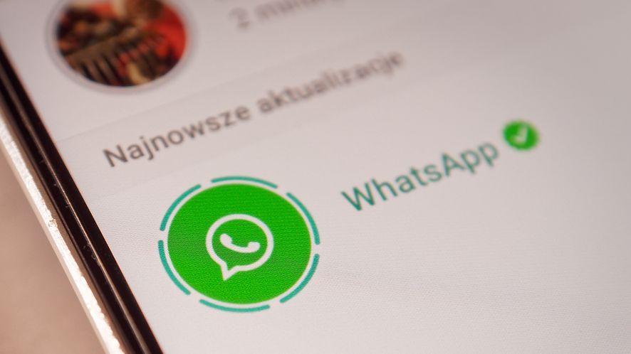 WhatsApp będzie wyświetlał reklamy w Statusie