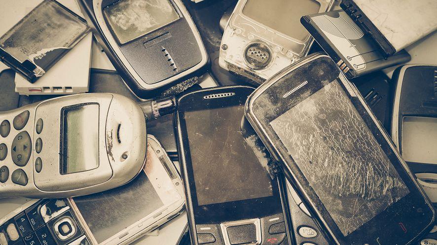 Odpady elektroniczne z depositphotos