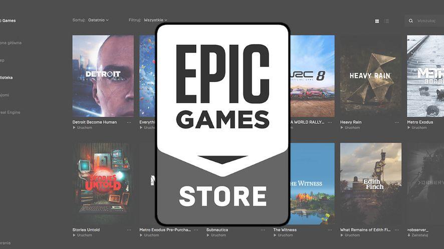 Epic Games Launcher goni konkurencję z nowymi funkcjami (fot. dobreprogramy, Jan Domański)