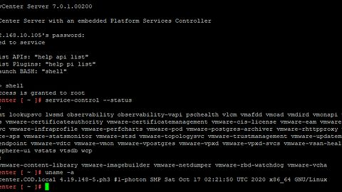Photon OS - od VMware vSphere po kontenery, Dockera i Pi-hole