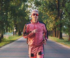 Biegł przez 90 godzin bez snu. Chciał wesprzeć chore dziecko