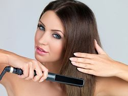 Jak mieć naturalnie proste włosy?