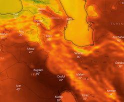 Rekordowa fala upałów w Rosji i na Półwyspie Arabskim. Gorąco jak nigdy wcześniej