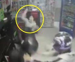 Dzielna 14-latka maczetą przegoniła bandytów. Jest nagranie