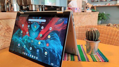 Acer Chromebook Spin 514 (N21Q2) - wielozadaniowy laptop dla wielbicieli Google