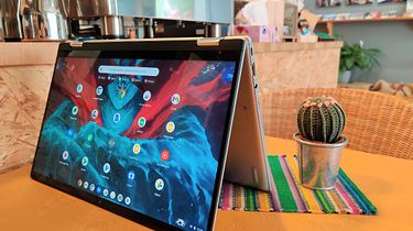 Acer Chromebook Spin 514 (N21Q2) - wielozadaniowy laptop dla wielbicieli Google - Konwersja biwakowa