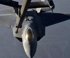 Konflikt USA z Chinami. Amerykanie wysyłają dziesiątki myśliwców F-22 na Pacyfik