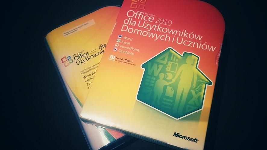 Office 2010 traci wsparcie (fot. Kamil Dudek)