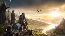 Nowa poprawka do Assassin's Creed: Valhalla trochę naprawia, a trochę psuje