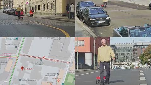 """Mapy Google i manipulacja danymi. Spacer z 99 smartfonami """"zakorkował"""" ulicę"""