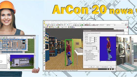 ArCon: Program dla architektów w nowej odsłonie