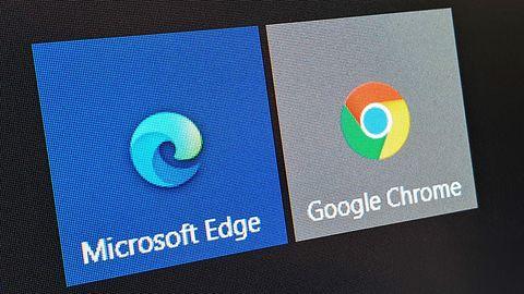 Google reklamuje Chrome użytkownikom Microsoft Edge. Tym razem przesadzili