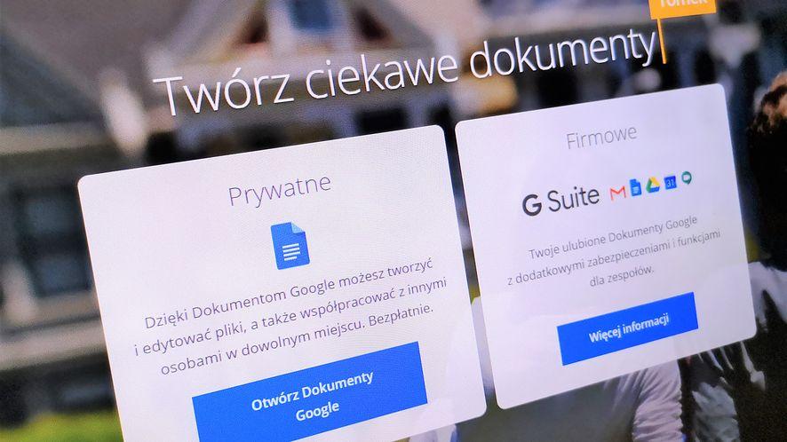 W Dokumentach Google pojawia się nowa, przydatna opcja