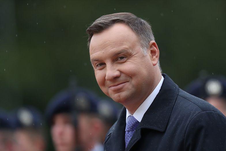 Majątek Andrzeja Dudy. Prezydent jest bogatym człowiekiem