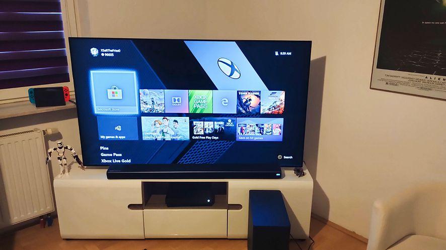 Nowy interfejs Xbox One wreszcie stawia na szybkość, fot. Jakub Krawczyński