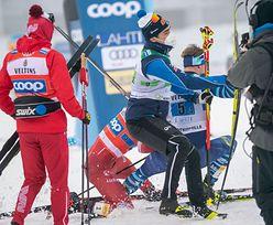 Nagrali to! Rosjanin wpadł w szał po porażce. Dyskwalifikacja w Lahti