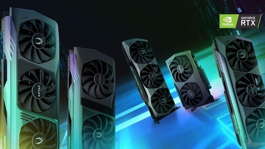 Kolejni producenci potwierdzają podwyżki cen kart graficznych RTX 3000 /fot. Zotac