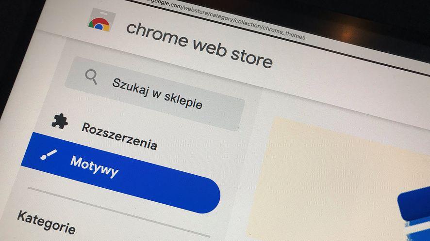 Google Chrome: opublikowano oficjalną kolekcję motywów