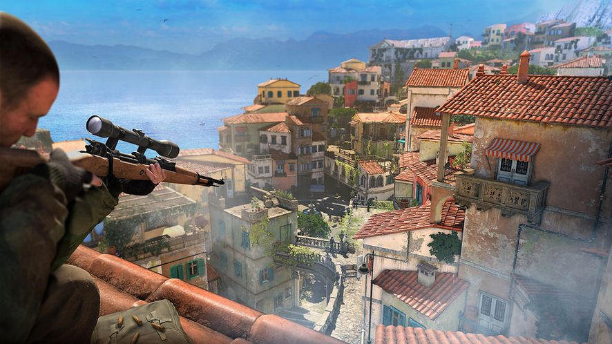 2016: Rok kolejnego pojedynku snajperów. Sniper Elite 4 stanie do boju ze Sniperem od CI Games