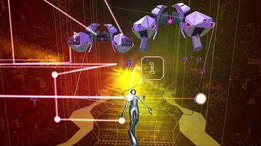 Rez Infinite tytułem startowym Playstation VR